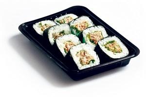 12 - Sushi de Salmão Grelhado - P