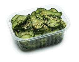 34 - Salada de Pepino Sunomono - P