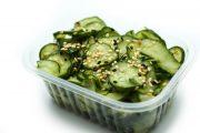 Salada de Pepino Sunomono