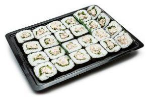 56 - Sushi Festa Salmão Grelhado - P