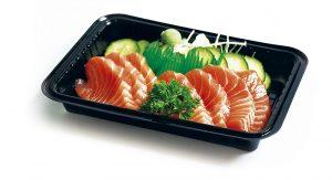 sashimi salmao