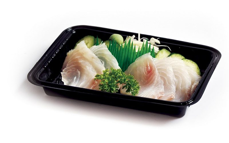 sashimi tilapia