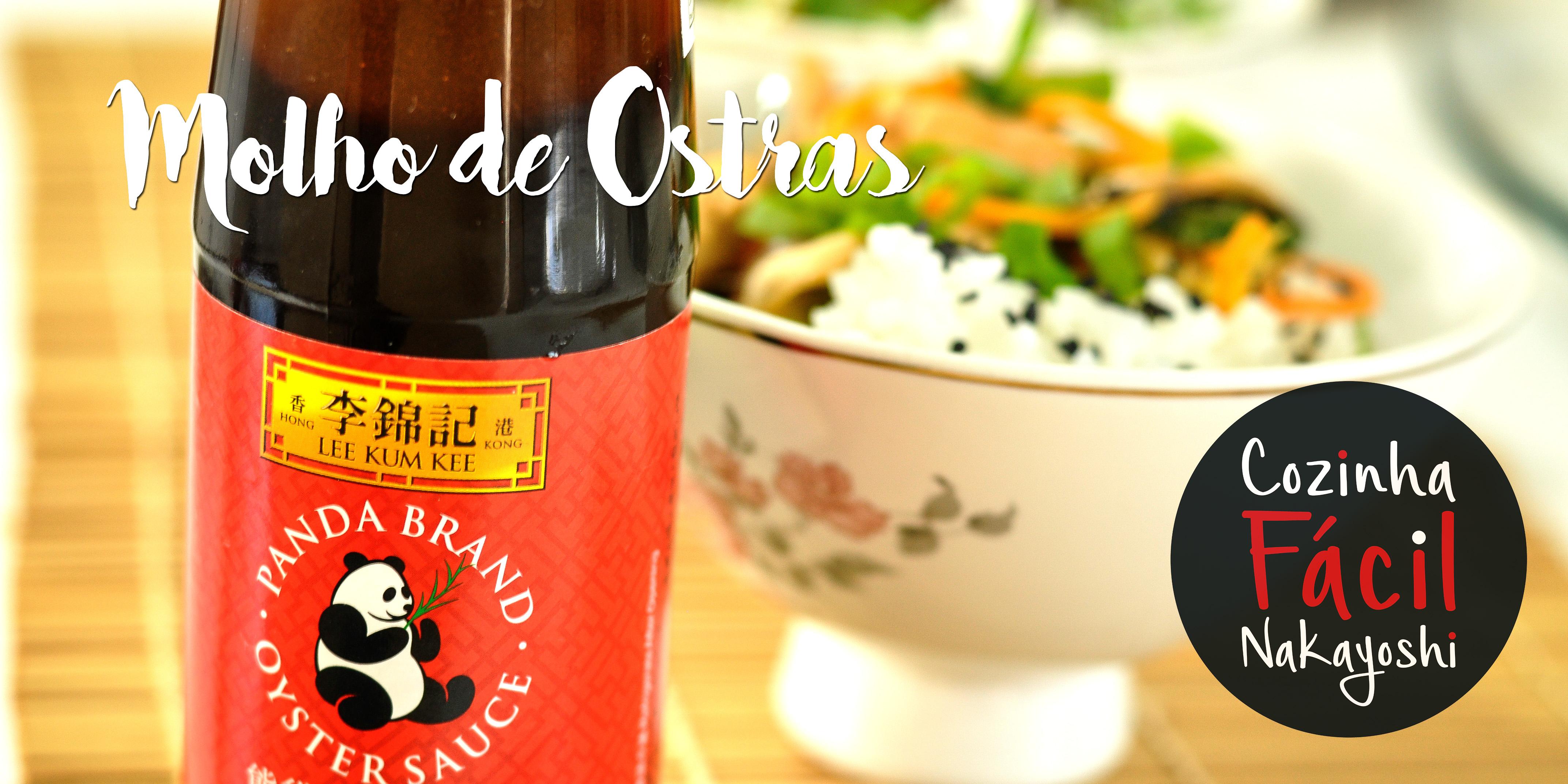 3 receitas com Molho de Ostras | Cozinha Fácil Nakayoshi #6, #7, #8