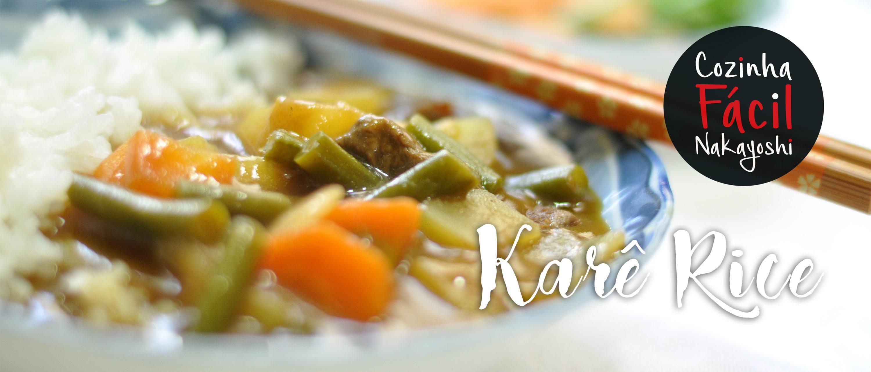 Karê Rice | Cozinha Fácil Nakayoshi #3