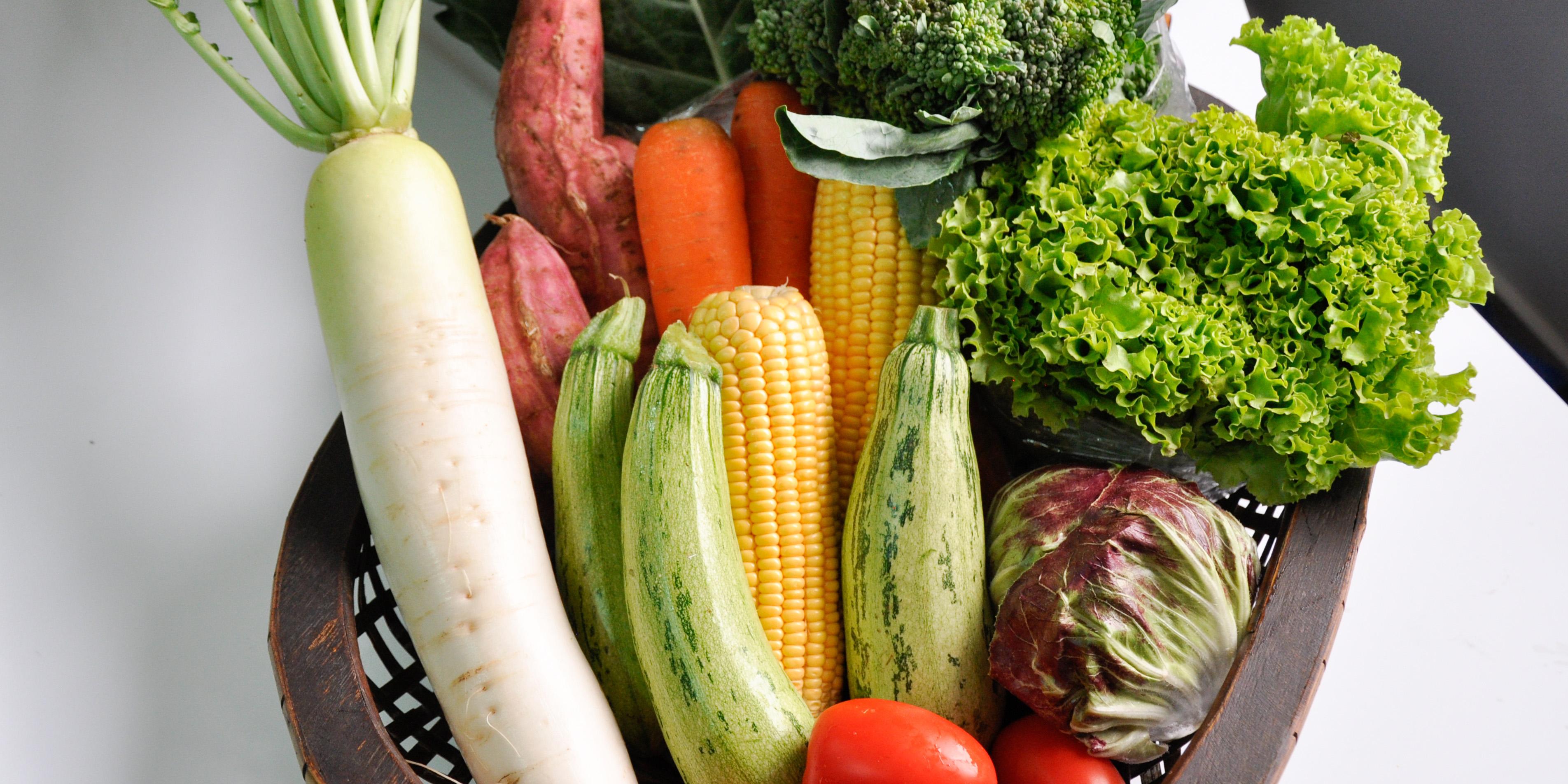 Produtos Orgânicos em variedade e praticidade pelo Delivery
