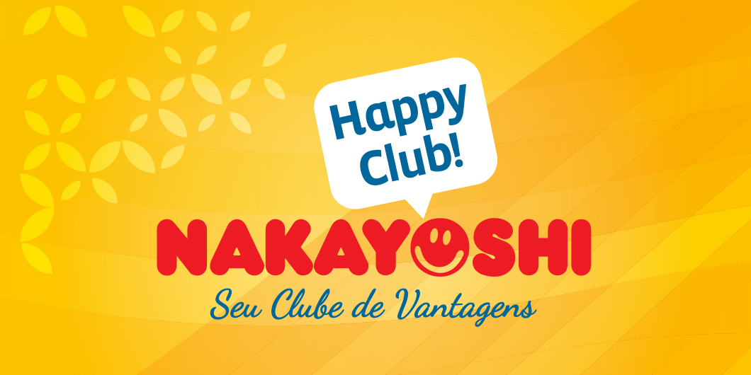 Cliente do Happy Club Nakayoshi