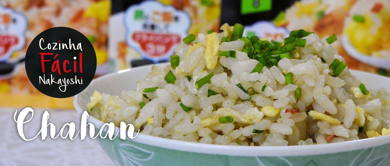 Chahan | Cozinha Fácil Nakayoshi #2