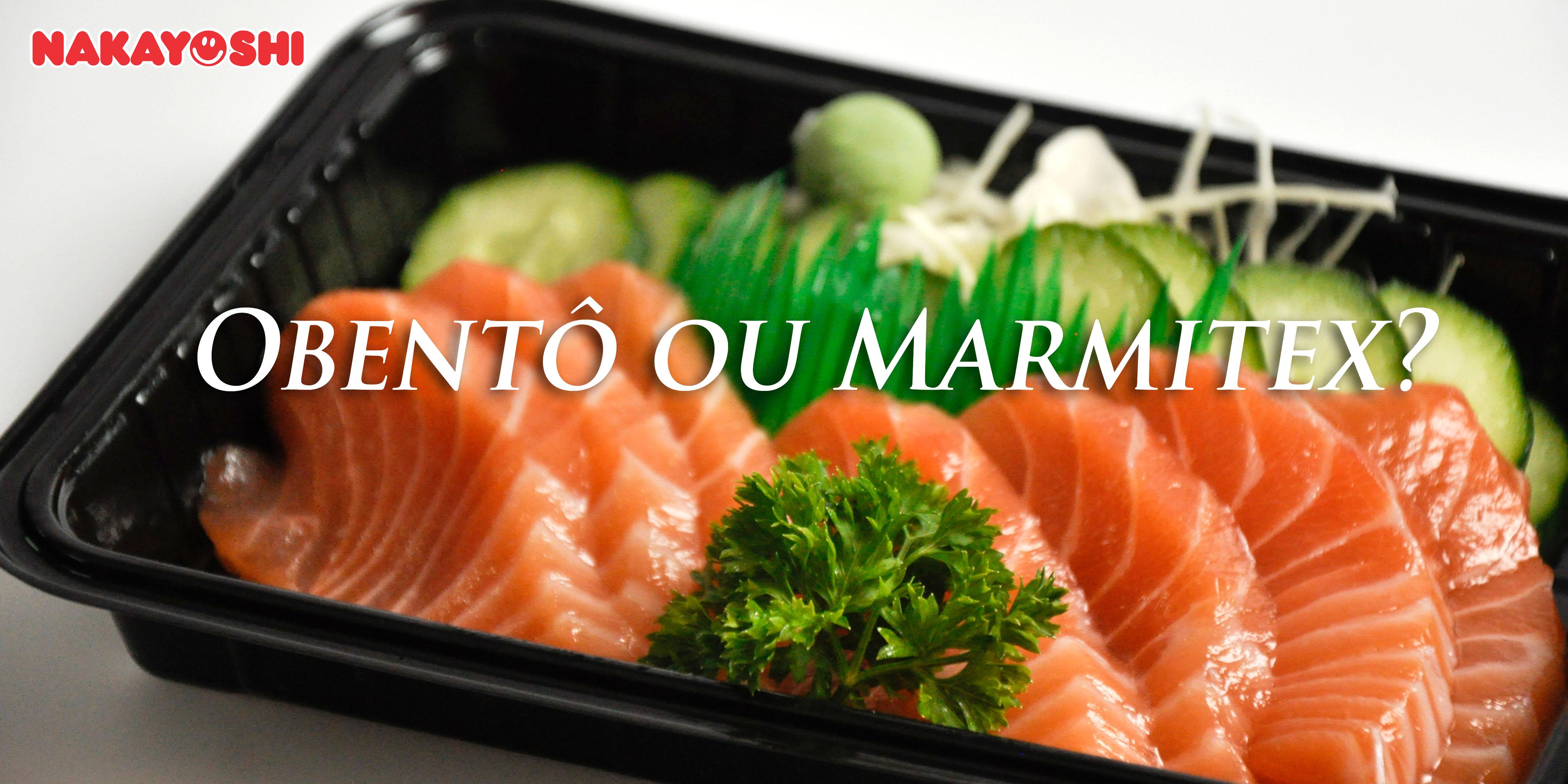 Marmitex Japonesa em Indaiatuba é no Restaurante Nakayoshi
