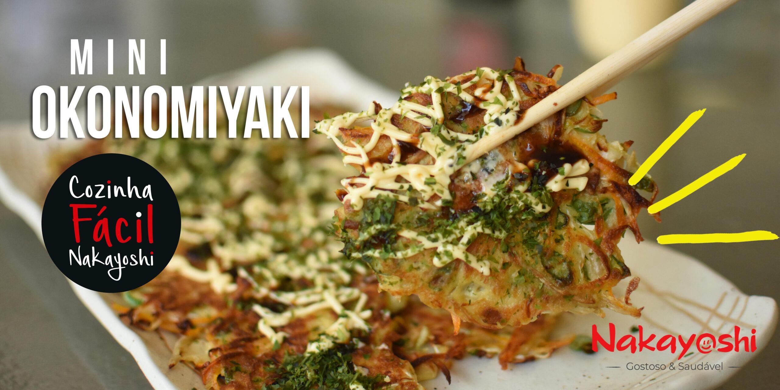 Receita de {mini} Okonomiyaki
